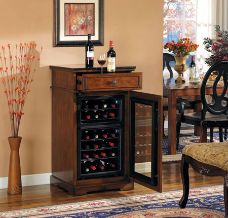 wine cooler cabinet furniture why are cabinet coolers better than fan cooling systems 29301